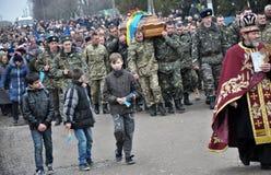 Letztes Straße Ruslan Kotsyuk-_33 Lizenzfreie Stockfotos