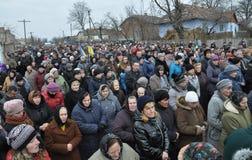 Letztes Straße Ruslan Kotsyuk-_35 Lizenzfreies Stockfoto