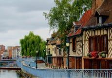 Leu quart de saint dans des Frances d'Amiens Photo stock