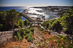 Leuca in Apulia, Italy Stock Photography