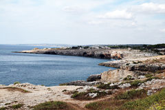 Leuca caves Royalty Free Stock Photos