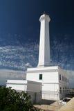 Leuca lighthouse Royalty Free Stock Photography