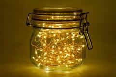 100 Leuchtdioden Lizenzfreies Stockfoto