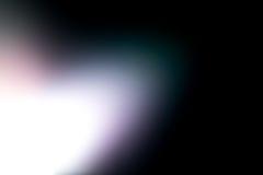 Leuchte in der Dunkelheit Lizenzfreies Stockfoto