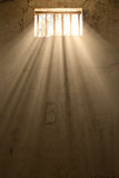 Leuchte des Freiheits- oder Hoffnunggefängnisses Lizenzfreie Stockbilder