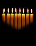 Leuchte des Torah lizenzfreies stockbild