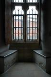 Leuchte durch das Fenster Lizenzfreies Stockbild