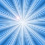 Leuchte-Impuls Stockfoto