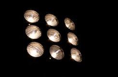 Leuchte-Rasterfeld Stockbilder