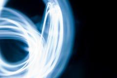 Leuchte-Spuren Lizenzfreies Stockfoto