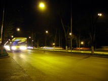 Leuchte und Dunkelheit 2 Lizenzfreie Stockfotografie