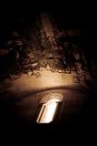 Leuchte und Dunkelheit Stockbilder
