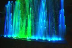 Leuchte und Wasser Lizenzfreie Stockfotos