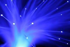 Leuchteimpuls Stockfoto