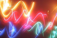 Leuchten Lizenzfreie Stockbilder