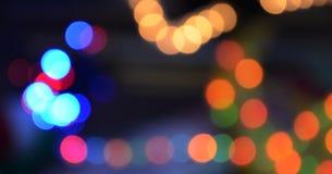 Leuchten abstrakter Hintergrund Stockfotografie