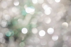 Leuchten auf blauer background Feiertag bokeh Auszug Weihnachten Festlich mit defocused und Sternen Stockfotos