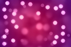 Leuchten nachts Lizenzfreie Stockbilder