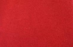 Leuchtender roter Hintergrund Neues Jahr Geburtstag stockbilder