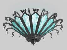 Leuchter Stock Abbildung