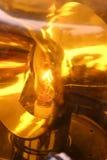 Leuchtfeuerleuchte Stockbild