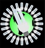 Leuchtstoff Stockbilder