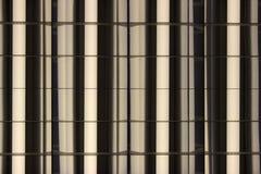 Leuchtstoff Glühlampe im Büro lizenzfreies stockfoto