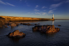 Leuchtturm Aberdeen Stockbilder