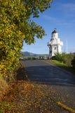 Leuchtturm Akaroa lizenzfreie stockfotografie