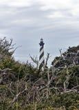 Leuchtturm auf den äußeren Banken Lizenzfreies Stockfoto