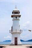 Leuchtturm auf der Insel Lizenzfreies Stockfoto