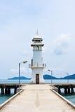 Leuchtturm auf Insel, Thailand Lizenzfreie Stockfotos