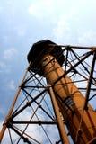 Leuchtturm auf Sanibel Insel Lizenzfreie Stockfotografie