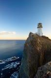Leuchtturm auf Umhang Brinera-7 Stockfotografie