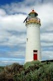 Leuchtturm bei feenhaftem Portaustralien lizenzfreie stockfotos