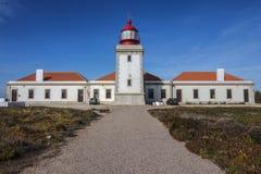Leuchtturm Cabo Sardão lizenzfreie stockfotografie