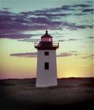 Leuchtturm, Cape Cod Lizenzfreies Stockfoto