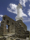 Leuchtturm - Colonia - Uruguay Stockfotos