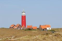 Leuchtturm in den Niederlanden Lizenzfreie Stockfotografie