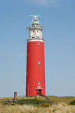 Leuchtturm in den Niederlanden Stockfoto