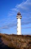 Leuchtturm in den Niederlanden Lizenzfreie Stockbilder