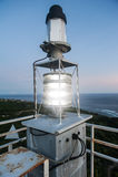 Leuchtturm in der Arbeit Stockbilder