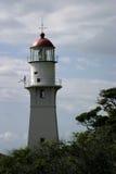 Leuchtturm am Diamant-Kopf Stockfotografie