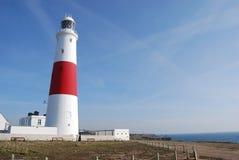 Leuchtturm in England Lizenzfreies Stockfoto
