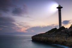 Leuchtturm für Seeschifffahrt Lizenzfreie Stockbilder