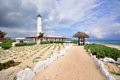 Leuchtturm - Faro Celarin Lizenzfreie Stockbilder