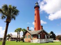 Leuchtturm in Florida Stockfotos