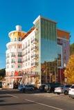 Leuchtturm-Hotel Lizenzfreies Stockfoto
