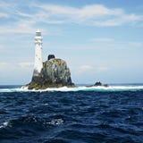 Leuchtturm, Irland Stockfotografie