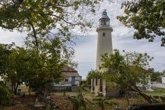 Leuchtturm in Jamaika Stockbilder